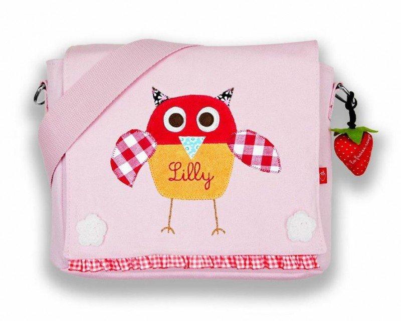 kindergartentaschen mit namen ein sch nes geschenk f r zwillinge. Black Bedroom Furniture Sets. Home Design Ideas